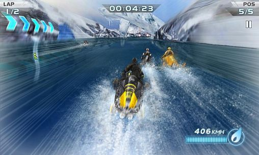 скріншот Powerboat racing