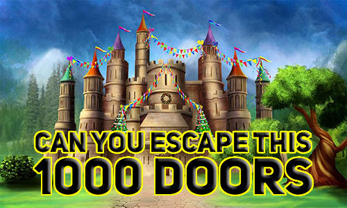 Can you escape this 1000 doors capture d'écran 1