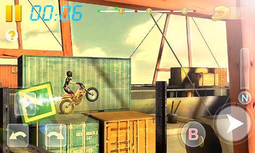 Arcade Bike racing 3D für das Smartphone