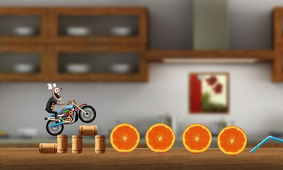 Arcade Moto Race. Race - Mental Mouse for smartphone