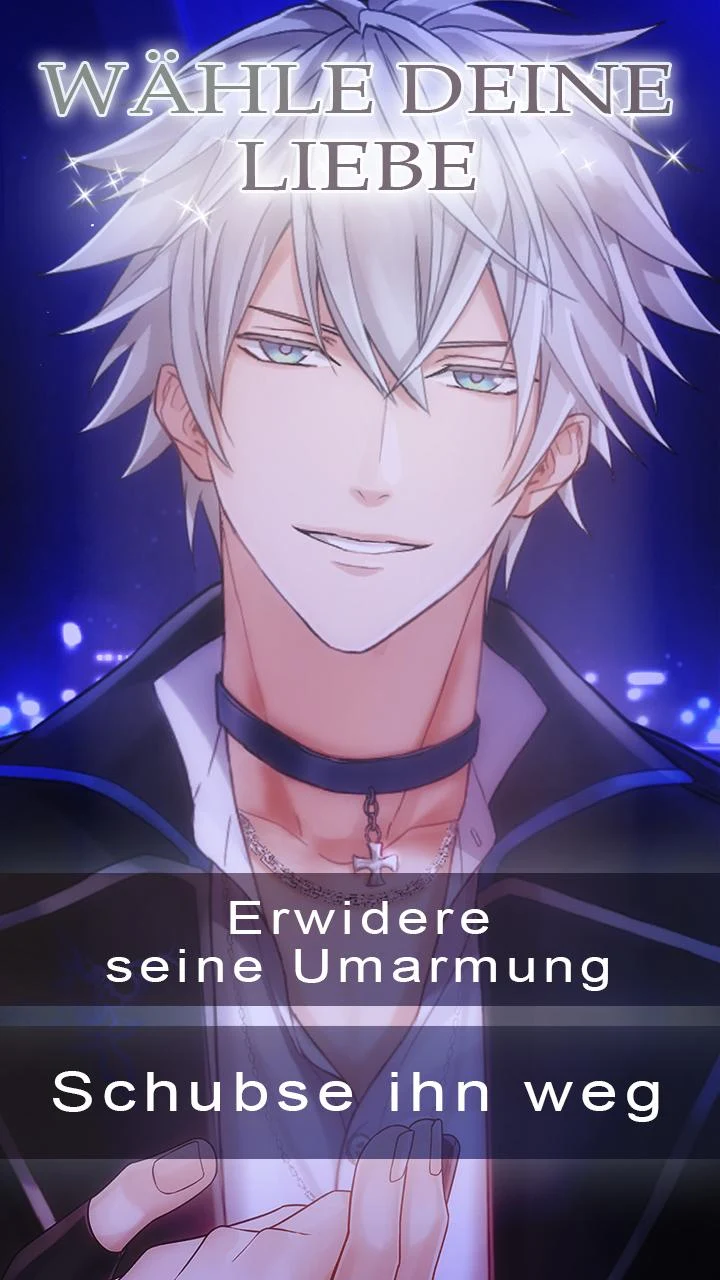 The Spellbinding Kiss : Romance Otome Game für Android