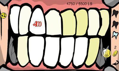 Juegos de arcade Mad Dentist para teléfono inteligente