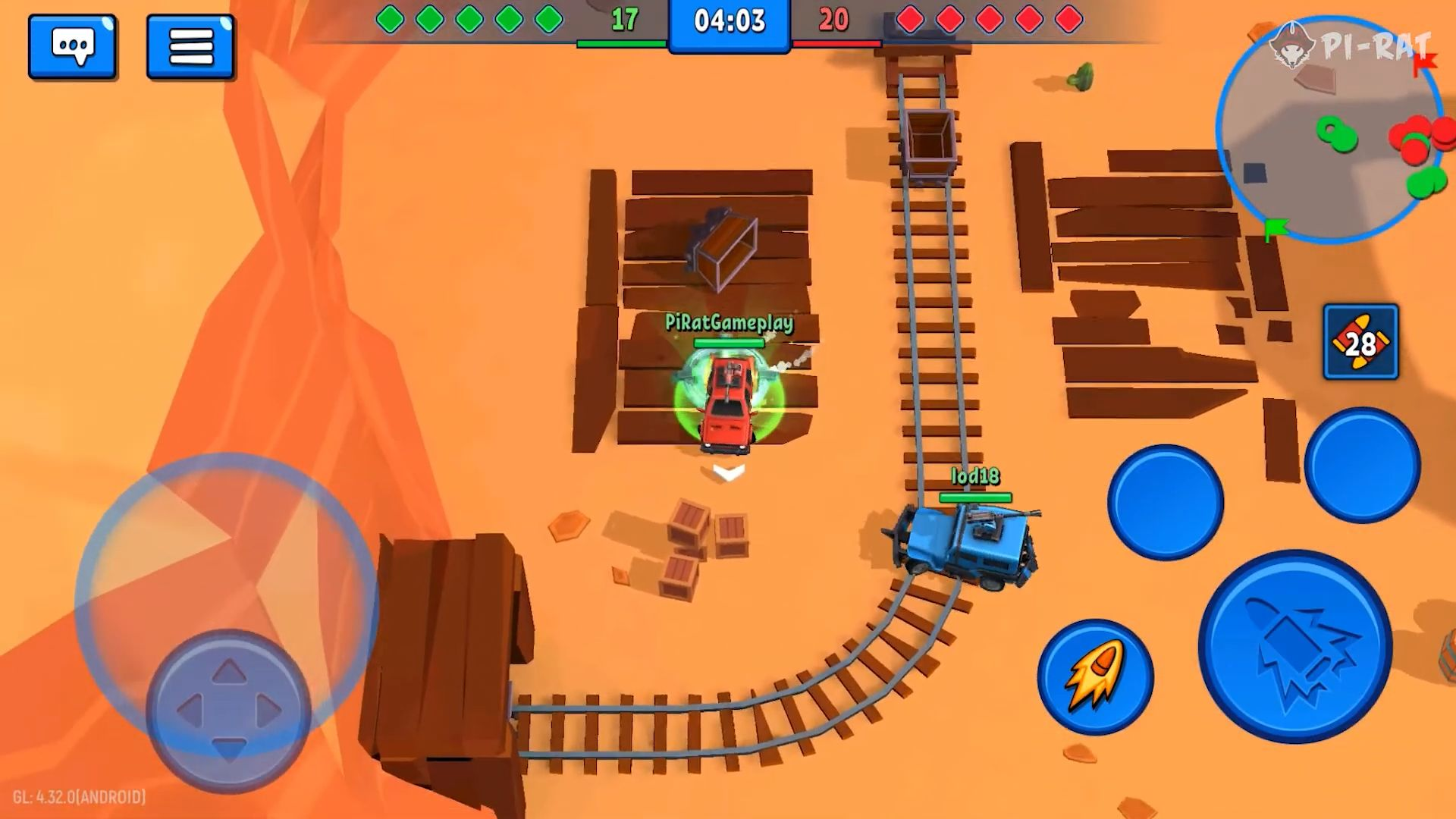Rage of Car Force: Car Crashing Games スクリーンショット1