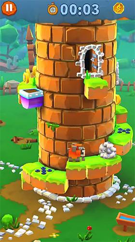 Blocky castle für Android