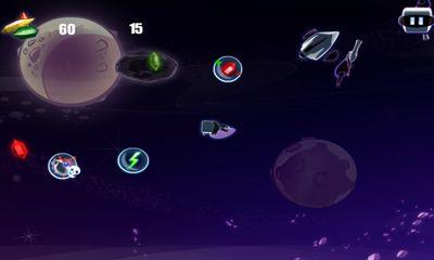 Juegos de espacio Galaxy Space Surfer en español