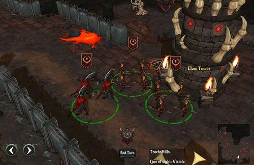 Мультиплеер игры: скачать Hell: Fight for Gilrand на телефон