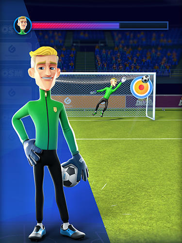 Sport Football arcade für das Smartphone