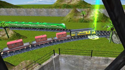 Train: Transport simulator für Android