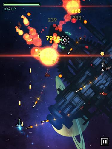 Gemini strike: Space shooter screenshot 4