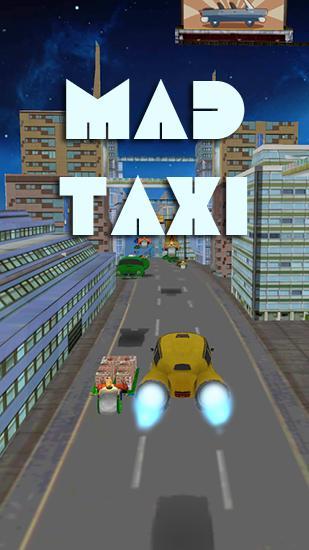 Mad taxi Symbol