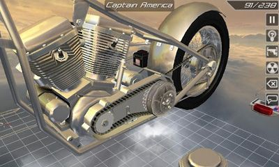Bike Disassembly 3D screenshots