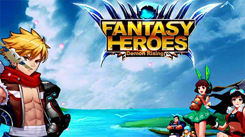 Fantasy heroes: Demon rising screenshot 1