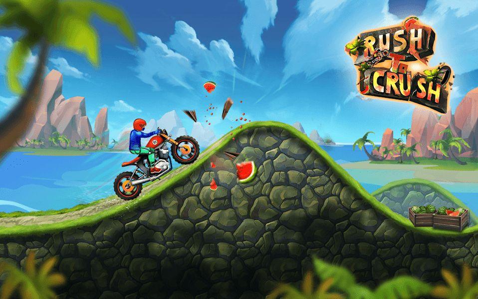 Rush to Crush Bike Racing screenshot 1