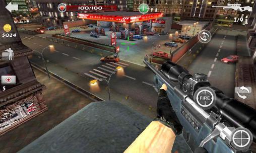 Warfare sniper 3D pour Android