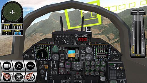 Simulator-Spiele: Lade Flugsimulator 2016 auf dein Handy herunter