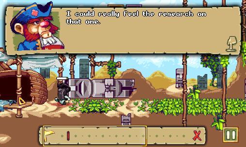 Pixelspiele The incredible baron auf Deutsch