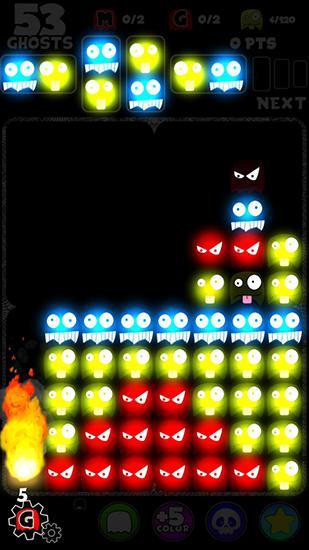 Crazy ghosts Screenshot