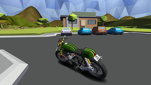 Cafe racer für Android
