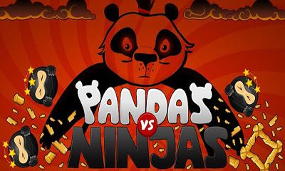 Pandas vs Ninjas Screenshot