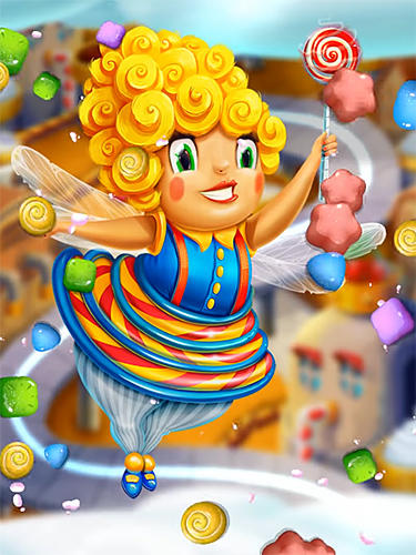 Candy charming: 2018 match 3 puzzle для Android