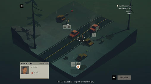 Turn-based strategy games Overland in English