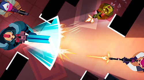 Bullet echo для Android