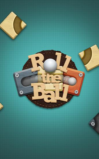 Roll the ball: Slide puzzle captura de tela 1