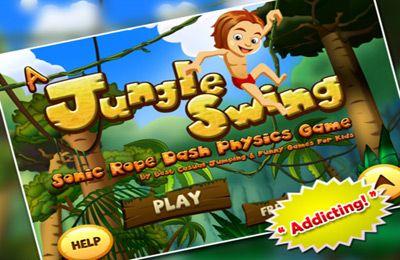 логотип Прыжки в джунглях