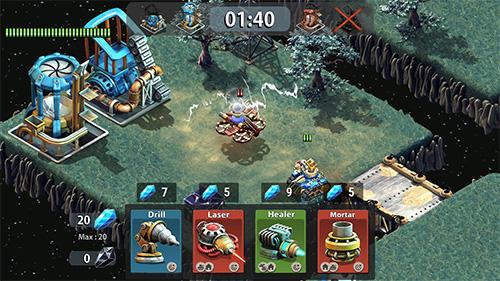 Onlinespiele Duolaris für das Smartphone
