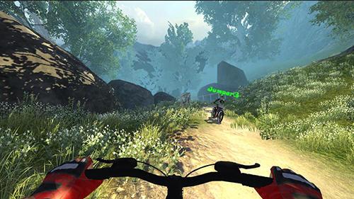 MTB downhill: Multiplayer captura de pantalla 1