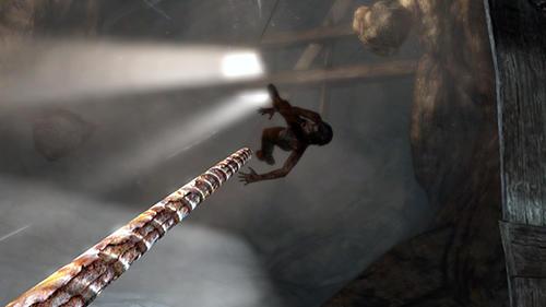 Capturas de tela de Tomb raider