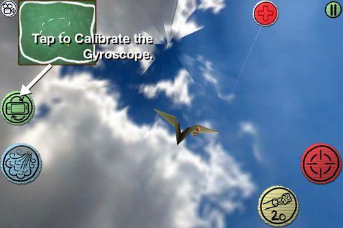 Ailes aériennes pour iPhone gratuitement