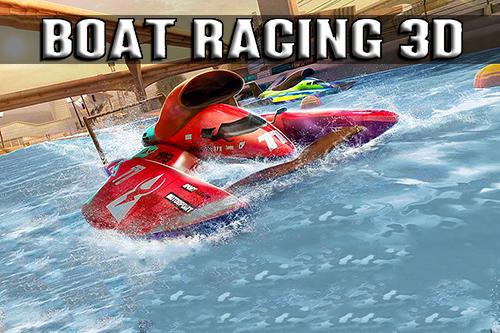 Boat racing 3D: Jetski driver and furious speed screenshots