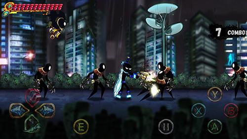 Actionspiele Demons must die für das Smartphone