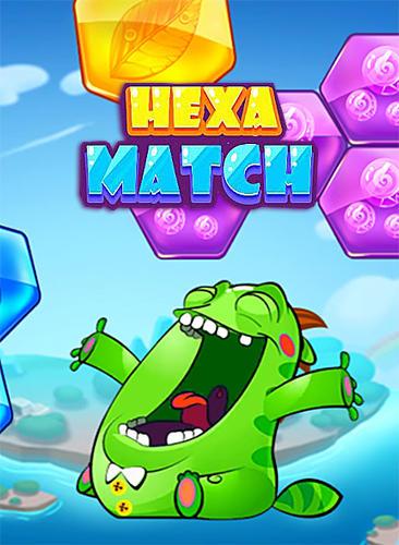 Иконка Match block: Hexa puzzle