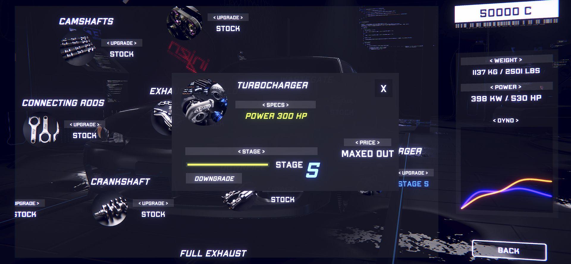 CrashMetal screenshot 1
