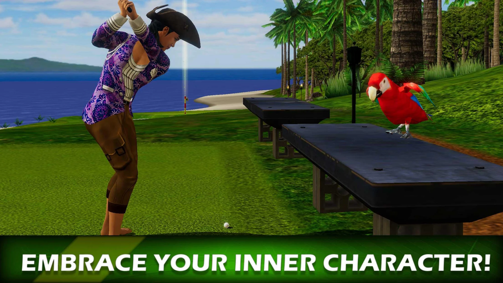 Golden Tee Golf for Android