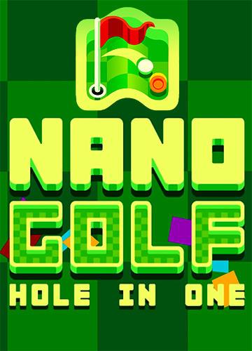 Nano golf: Hole in one Screenshot