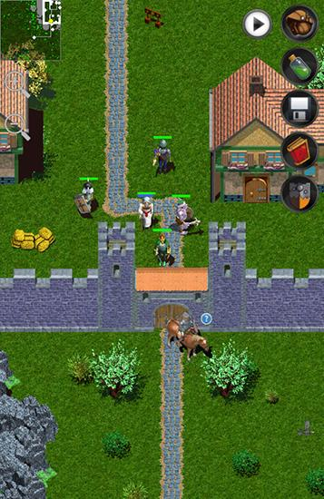 Forgotten tales RPG screenshot 2
