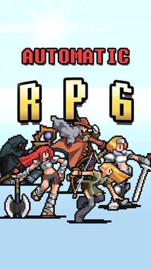 Automatic RPG captura de tela 1