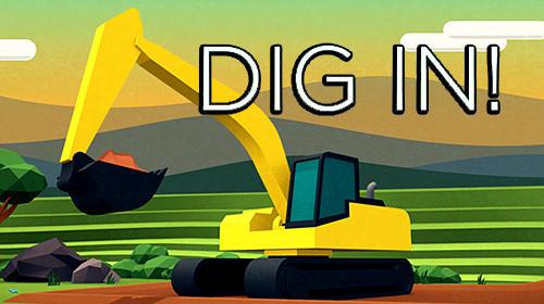 Dig in: An excavator game captura de pantalla 1