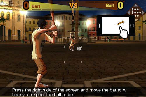 Freestyle baseball for iPhone for free