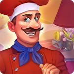 Cooking paradise: Puzzle match-3 game icon