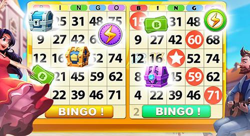 Bingo scapes: Bingo Christmas para Android