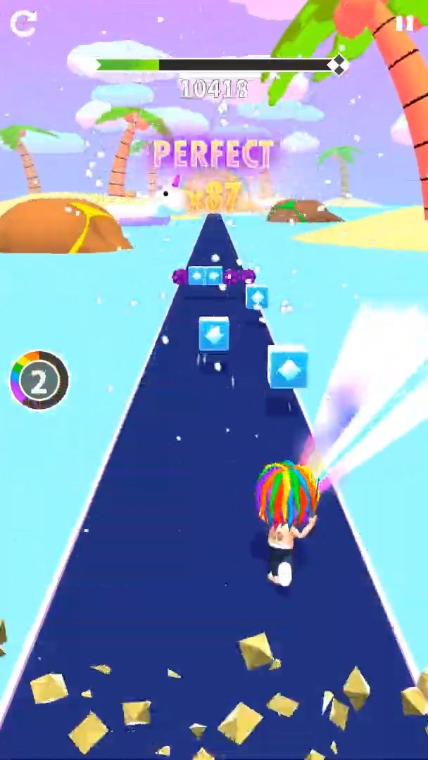 6ix9ine Runner capture d'écran 1