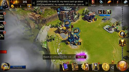 Madlands mobile скріншот 1