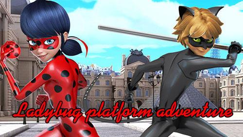 Иконка Ladybug platform adventure