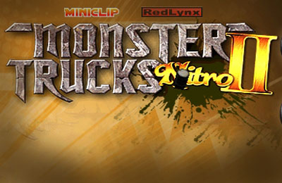 logo Monster Trucks Nitro 2