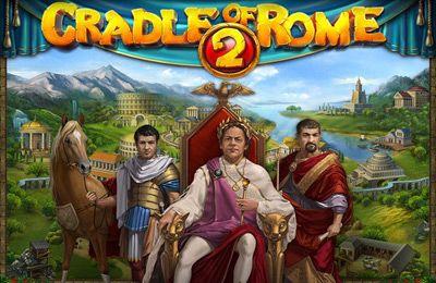 logo O Berço de Roma 2