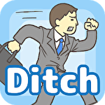 Ditching work: Escape game icon